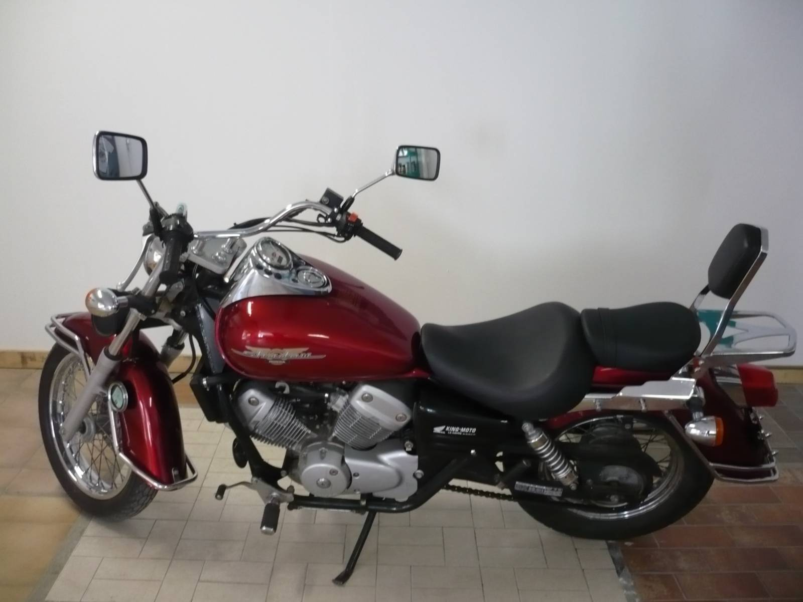 a vendre honda 125 shadow le havre nb moto. Black Bedroom Furniture Sets. Home Design Ideas